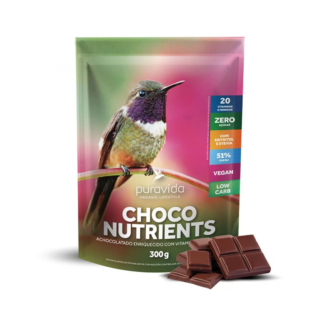 Choconutrients 300g Puravida