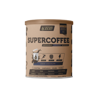 SuperCoffee Impossible Chocolate Caffeine Army 220g